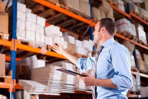 Controle de Logística e Centro de Distribuição